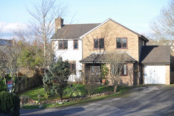 Thumbnail Detached house for sale in Culmstock, Cullompton
