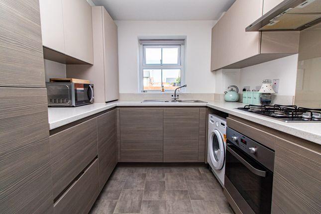 Kitchen of Edward Place, Rochford SS4