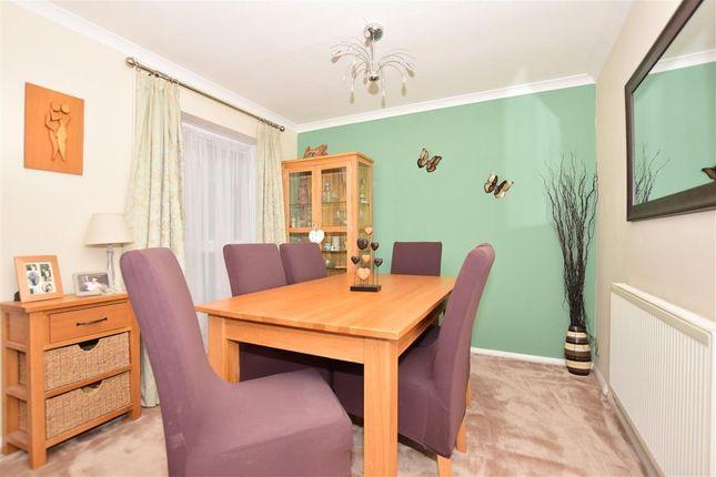 End terrace house for sale in Moor Park Close, Rainham, Gillingham, Kent