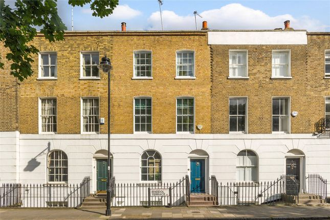Thumbnail Terraced house for sale in Rheidol Terrace, Angel, London