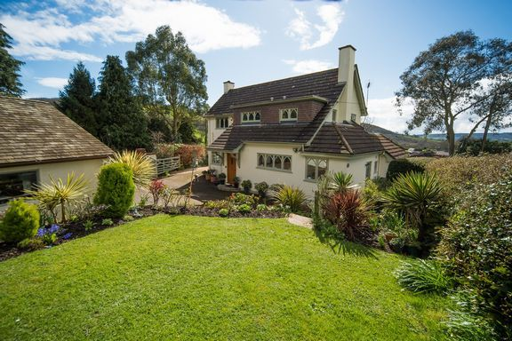 Detached house for sale in Harcombe, Sidmouth