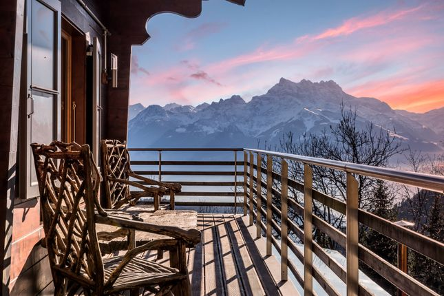 Thumbnail Chalet for sale in 1854 Leysin, Switzerland