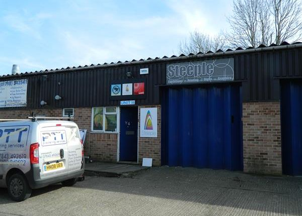 Thumbnail Warehouse to let in Unit 16, Hampers Common, Petworth