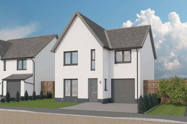 """Thumbnail Semi-detached house for sale in """"Clemente"""" at Darochville Place, Inverness"""