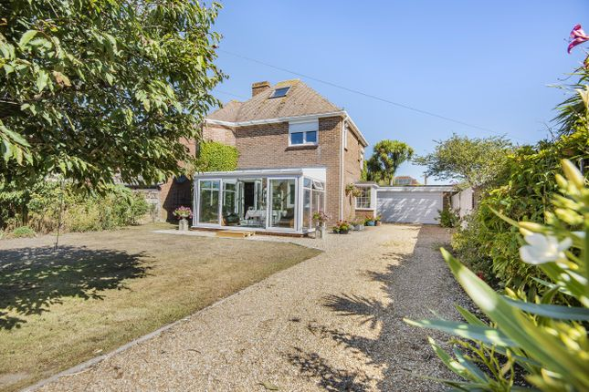 Thumbnail Detached house for sale in Sea Front, Hayling Island