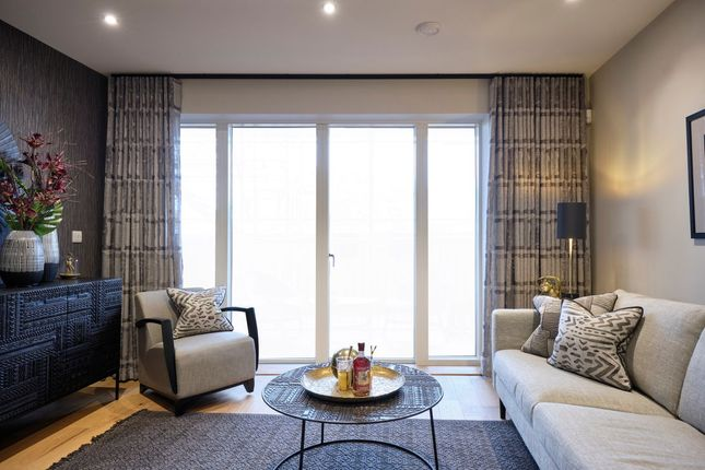 Flat for sale in New Stratford Works, Penny Brookes Street