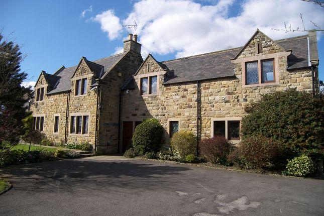 Thumbnail Detached house for sale in Hallfieldgate Lane, Shirland, Alfreton, Derbyshire