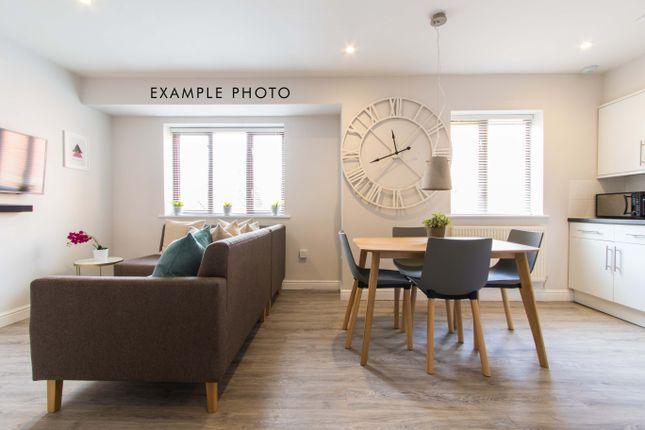Thumbnail Flat to rent in Sharperton House, Byron Street, Newcastle Upon Tyne