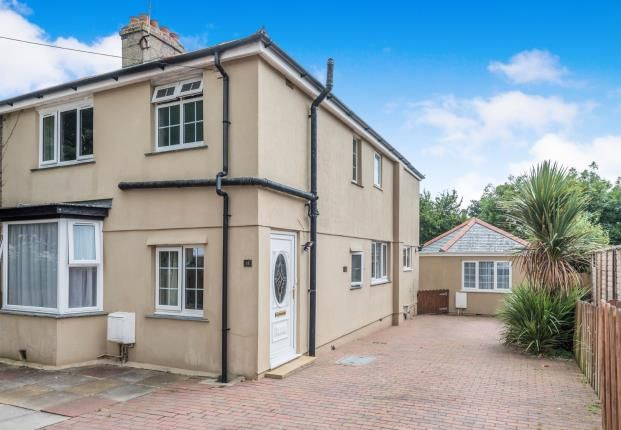Thumbnail Semi-detached house for sale in Penzance, Cornwall, .