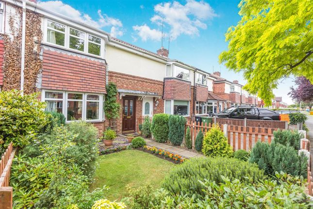 Thumbnail Terraced house for sale in Windsor Avenue, St Johns, Worcester