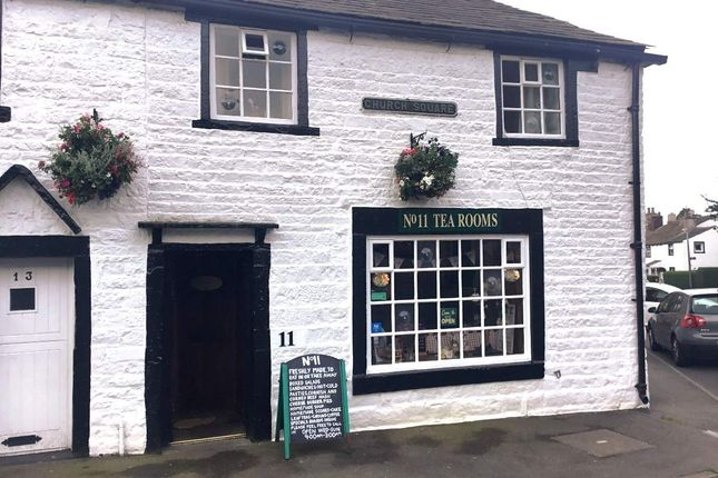 Thumbnail Restaurant/cafe for sale in Church Square, Worsthorne, Burnley