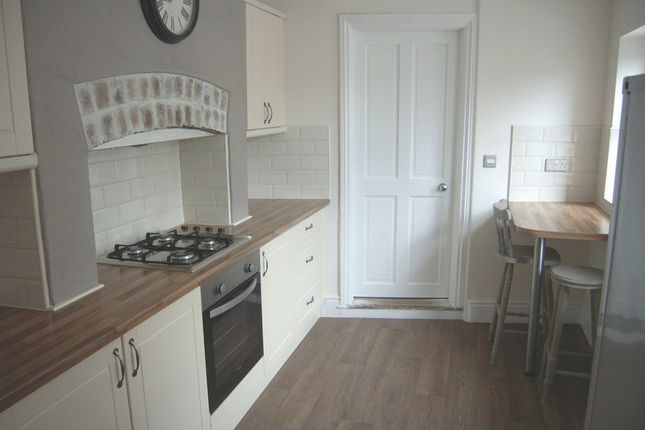 Thumbnail Terraced house to rent in Cranbourne Street, Hull