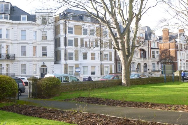 Thumbnail 2 bed flat to rent in Trinity Crescent, Folkestone