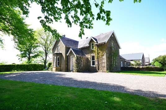 Thumbnail Detached house for sale in Chalmerston Road, Stirling, Stirlingshire
