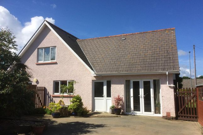 3 bed detached bungalow for sale in Upper Terrace, Letterston, Haverfordwest
