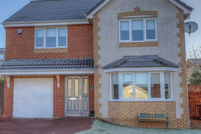 Thumbnail Detached house for sale in Crofton Wynd, Airdrie