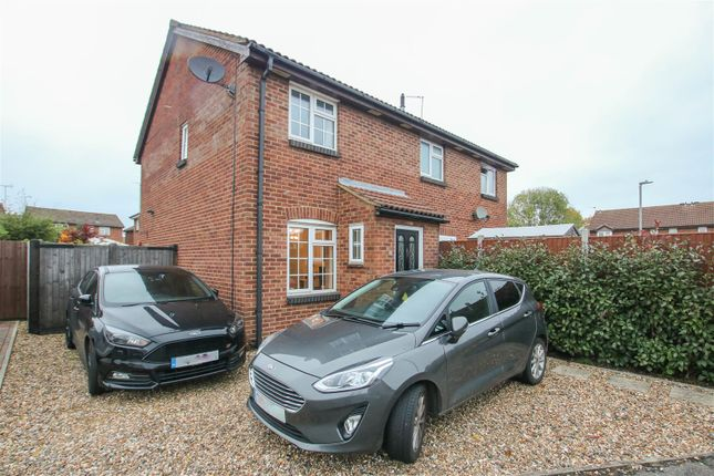 2 bed semi-detached house for sale in Field Way, Aylesbury HP20