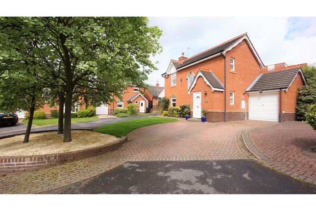 Thumbnail Detached house for sale in Peveril Grove, Sutton Coldfield