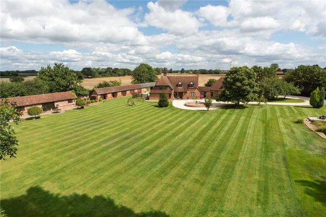 4 bed detached house for sale in Long Lane, Wistow, Selby YO8