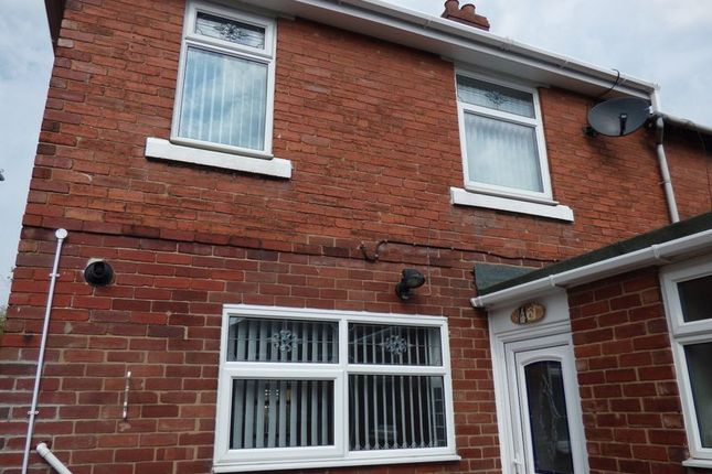 Thumbnail Terraced house to rent in Second Avenue, Chester Le Street