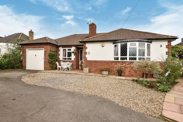 Thumbnail Detached bungalow for sale in Ley Hill, Buckinghamshire