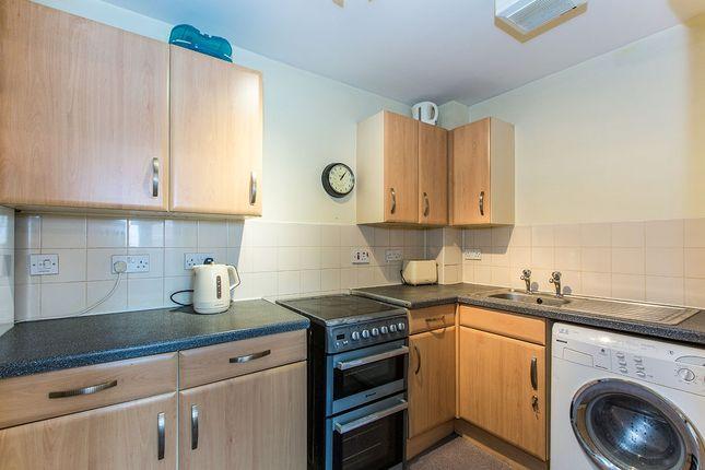 Kitchen of City Court Percy Street, Preston PR1