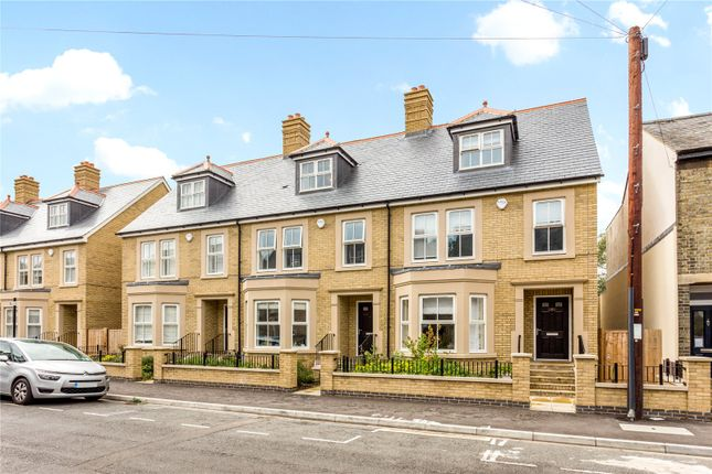 Thumbnail Terraced house for sale in Abbey Road, Oxford