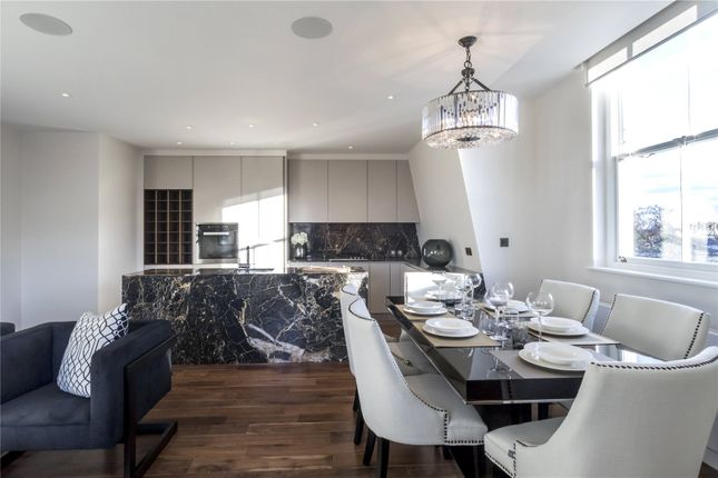 Thumbnail Flat for sale in Five Palace Court, Bayswater, London