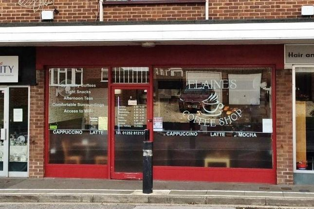 Thumbnail Restaurant/cafe for sale in 8 Linkway Parade, Fleet