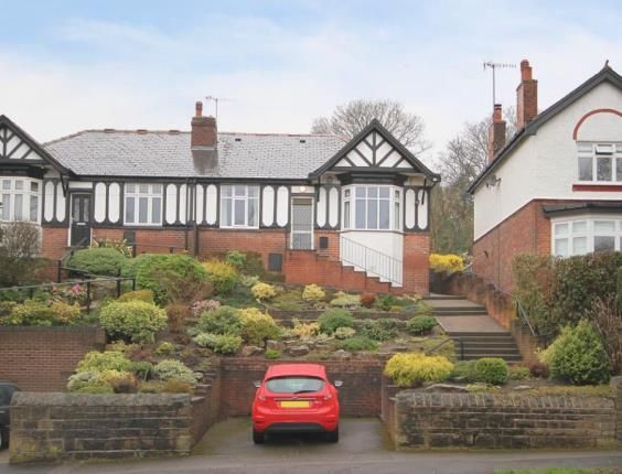 Thumbnail Bungalow for sale in Rundle Road, Sheffield, South Yorkshire