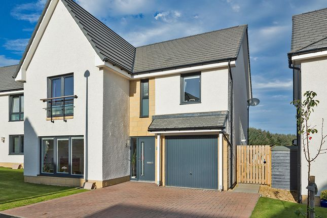 Thumbnail Detached house for sale in Birch Avenue, Elgin