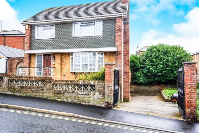 Thumbnail Detached house for sale in Collingwood Road, Shanklin