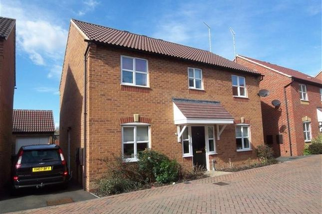 Thumbnail Detached house for sale in Evergreen Drive, Hampton Hargate, Peterborough
