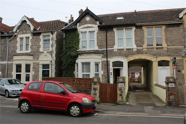 Thumbnail Maisonette for sale in Jubilee Road, Weston Super Mare, North Somerset.