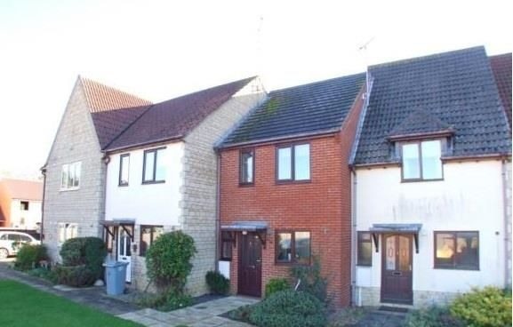 Thumbnail Terraced house to rent in Stephens Way, Deeping St. James, Peterborough