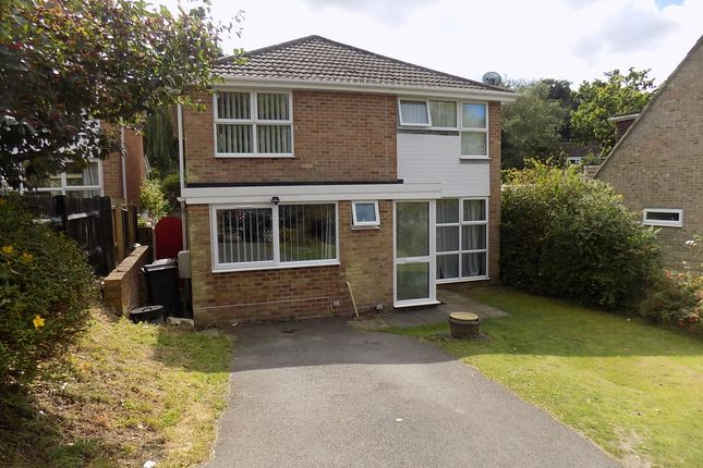 Thumbnail Detached house for sale in Highlands Way, Dibden Purlieu