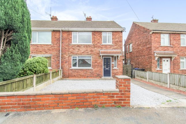 3 bed semi-detached house for sale in Hazel Grove, Armthorpe, Doncaster DN3