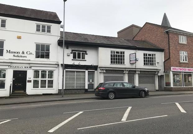 Thumbnail Office for sale in 8-12, Old Market Place, Altrincham