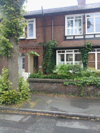 Thumbnail Terraced house to rent in Cranford Avenue, Knutsford