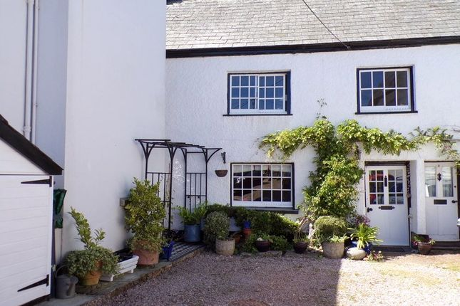 Thumbnail Cottage for sale in Longmeadow Road, Lympstone, Exmouth