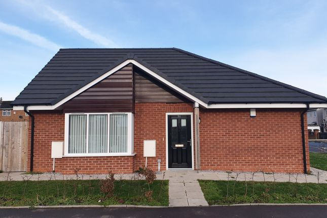 Thumbnail Semi-detached bungalow for sale in Naylorsfield Drive, Liverpool