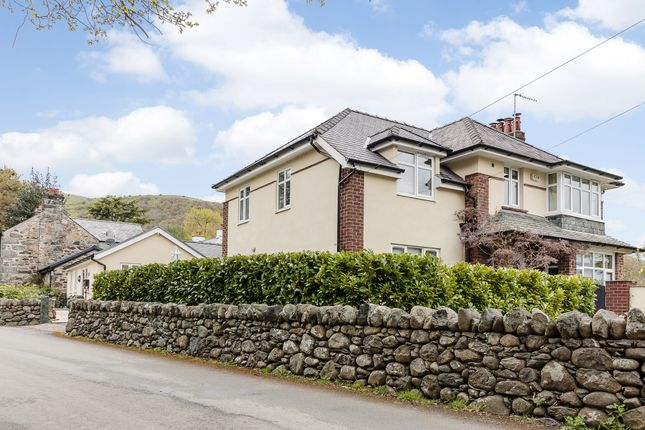 Thumbnail Detached house for sale in Gwynant, Rowen, Conwy