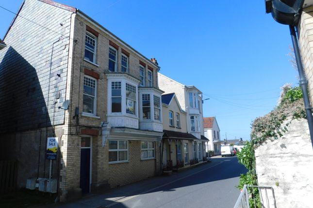 Thumbnail Flat to rent in Kings Street, Ilfracombe
