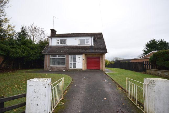 Thumbnail Detached house to rent in Drumclay Park North, Enniskillen