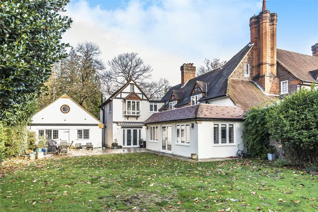 Thumbnail Property for sale in Pyrford, Surrey