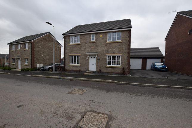 Thumbnail Detached house for sale in Dyffryn Y Coed, Church Village, Pontypridd