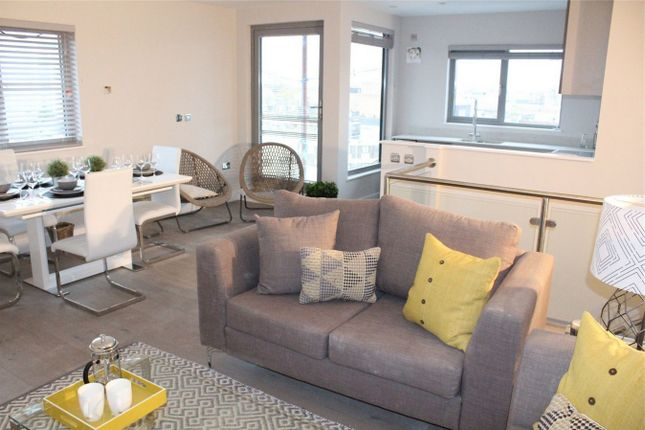 2 Bed Flat For Sale In Geneva House Park Road Peterborough