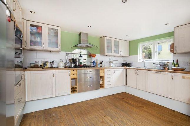 Kitchen of British Grove, Chiswick W4