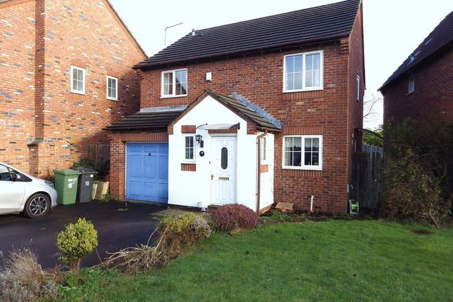 Thumbnail Detached house for sale in The Bluebells, Bradley Stoke, Bristol