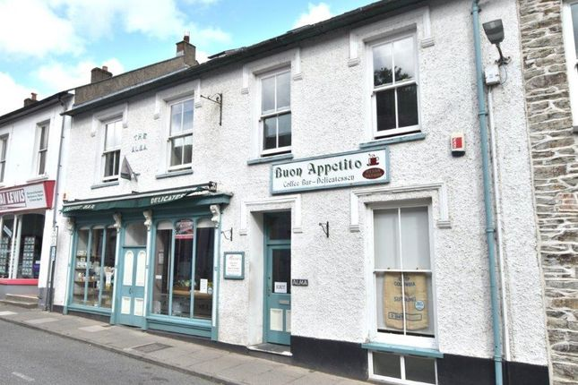Thumbnail Town house for sale in Wind Street, Llandysul, Ceredigion, 4Bd